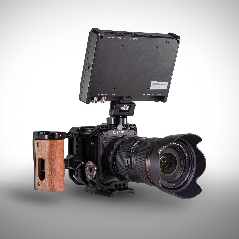 Videocamera Zcam